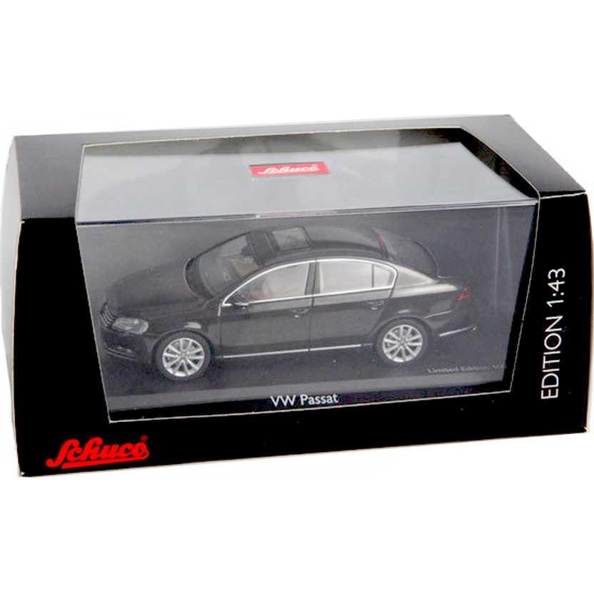 Schuco escala 1/43 VW Passat preto 45073200 (Volkswagen Passat Limousine)