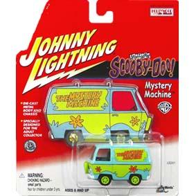 Scooby Doo Mystery Machine (Carrinho Van Máquina Mistério)