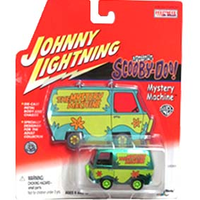 Scooby Doo Mystery Machine (Chromo)