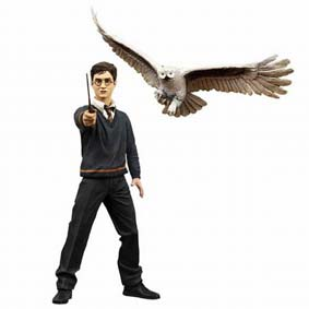 SDCC EXCLUSIVE Harry Potter com Hedwig