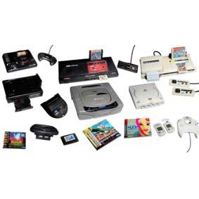 Sega - 6 consoles