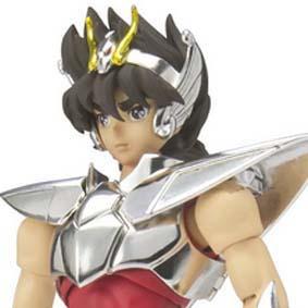 Seiya de Pegasus  (Cloth Myth) Boneco Cloth Myth EX Seiya V2