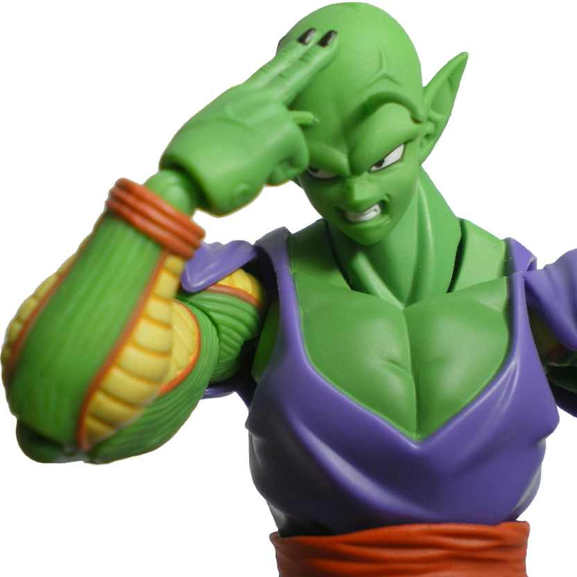 SH Figuarts Piccolo Dragon Ball Z DBZ Bandai Action Figure