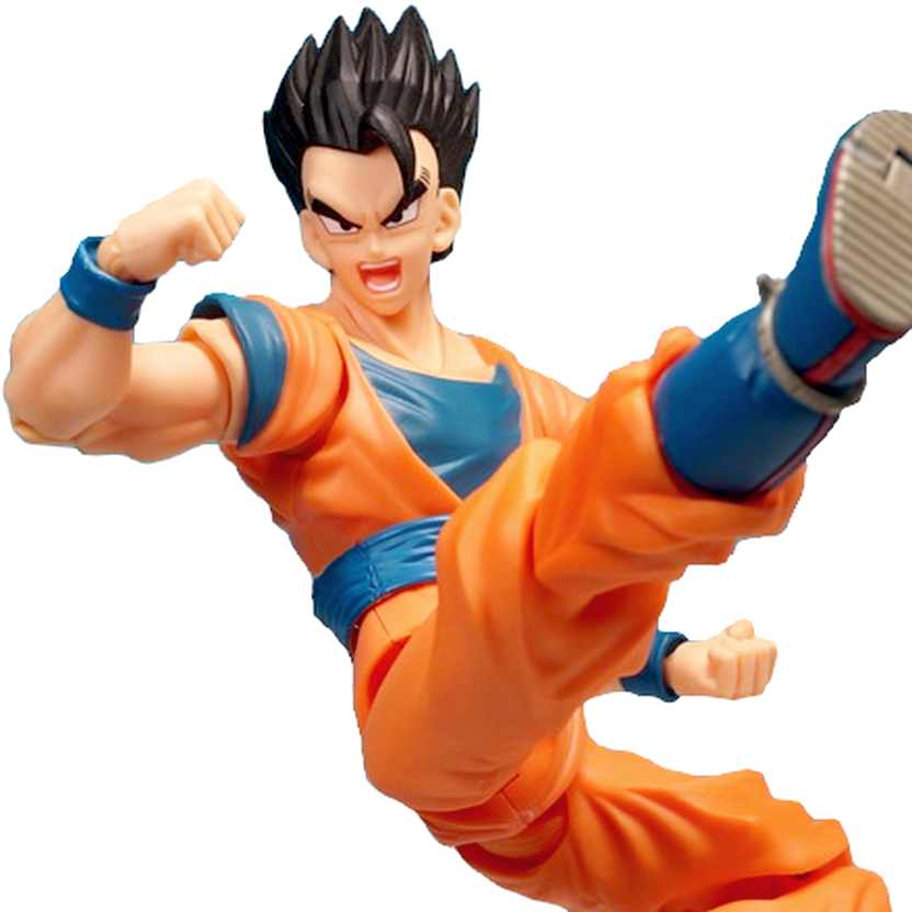 SH Figuarts Ultimate Son Gohan Dragon Ball Z DBZ Bandai Action Figure