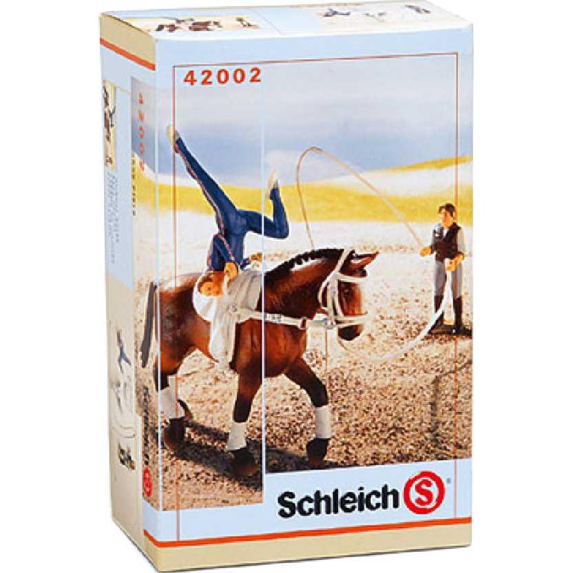 Show de Cavalo Schleich 42002 Vaulting Set (não acompanha cavalo)