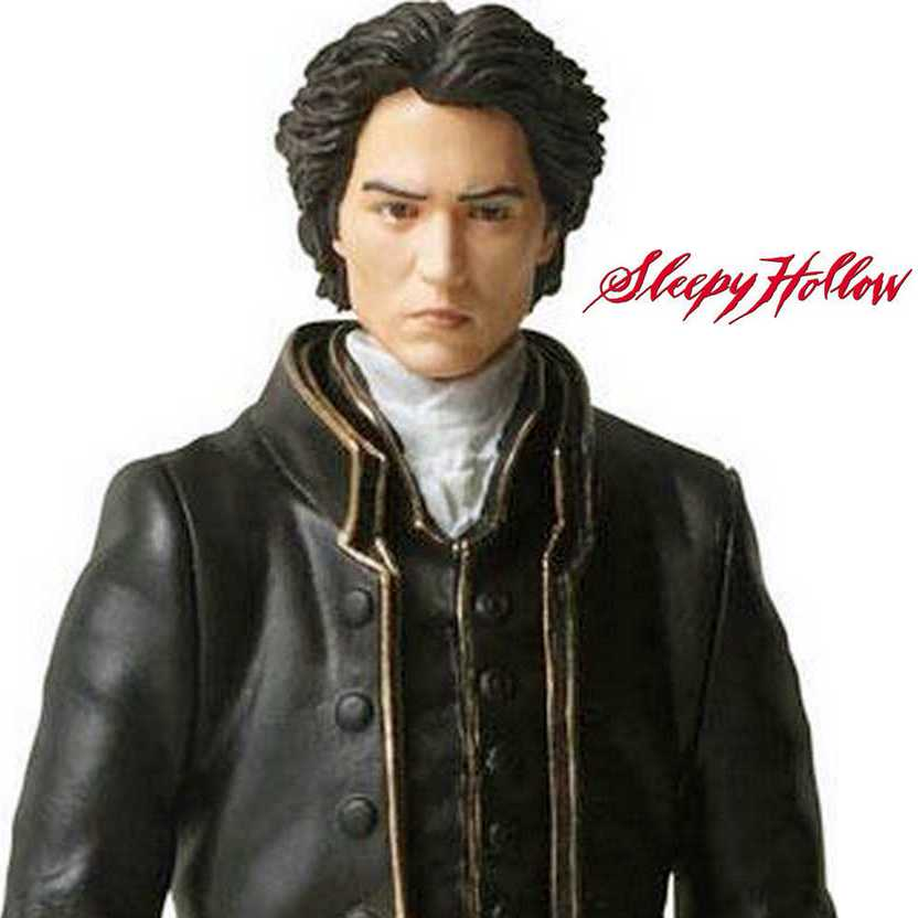 Sleepy Hollow Ichabod Crane Medicom (Johnny Deep) A Lenda do Cavaleiro sem Cabeça