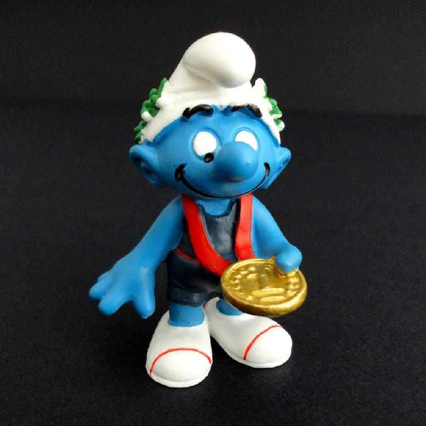 Smurf Campeão marca Schleich 20745 Winner Smurf