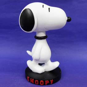 Snoopy Andando