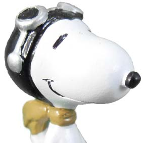Snoopy aviador