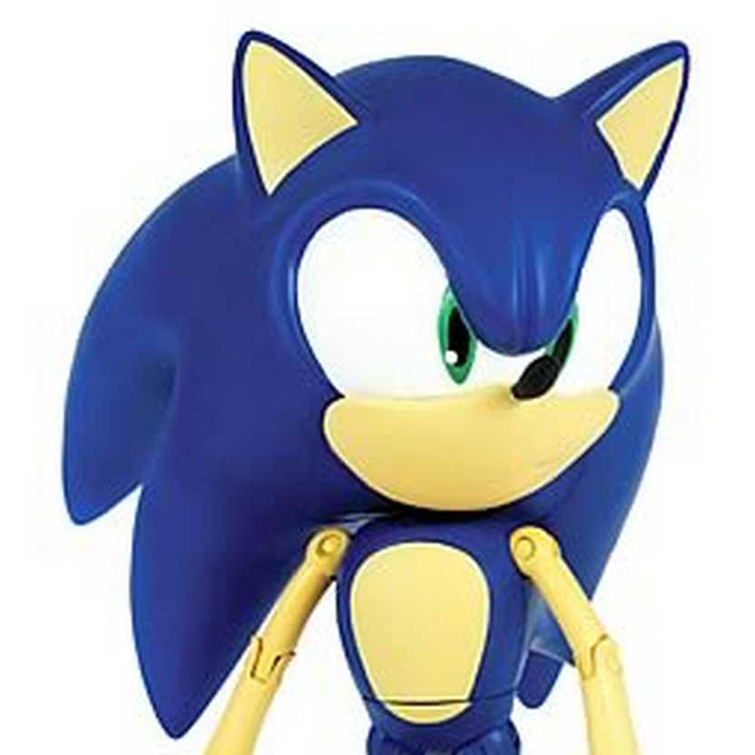 Sonic (25 cm) The Hedgehog Deluxe Collectors - Jazwarez Action Figures