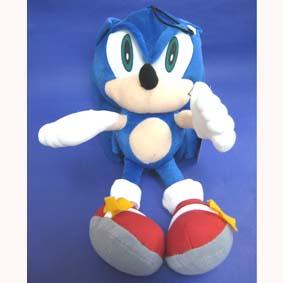 Sonic em pelúcia