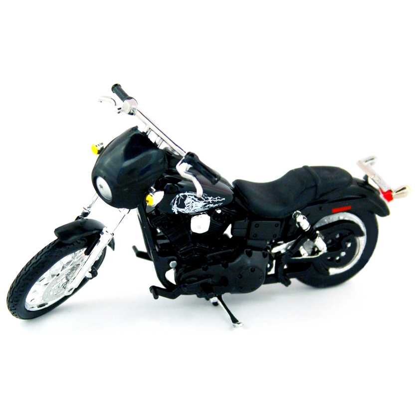 Sons of Anarchy Jackson Jax Teller - Harley-Davidson 2003 FXDX Dyna Super Glide Sport 1/18