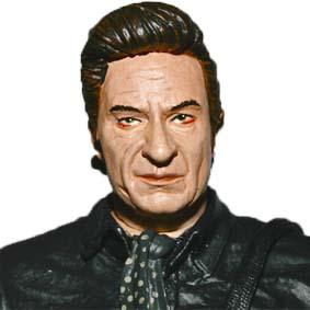 Sota Toys Johnny Cash (aberto) RARIDADE