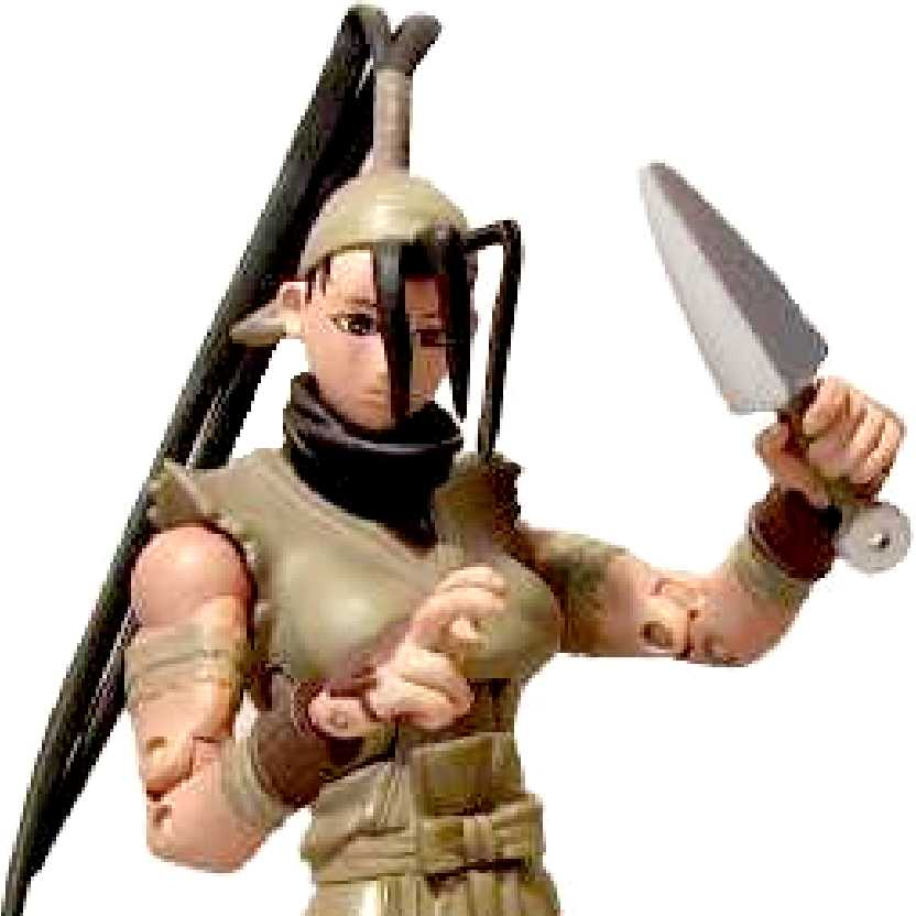 Sota Toys Street Fighter Action Figures Ibuki (série 4)