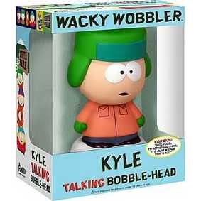 South Park Action Figures Kyle com som Bobble Head Funko Toys do Brasil