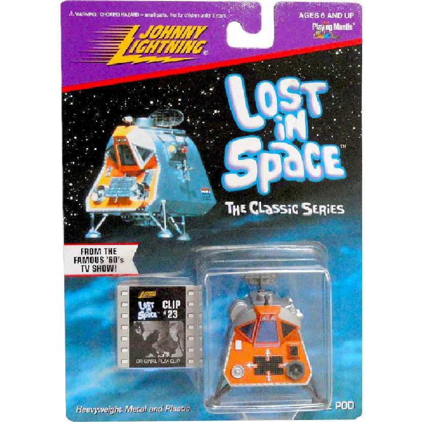 Space Pod (Lost in Space) Perdidos no Espaço marca Johnny Lightning