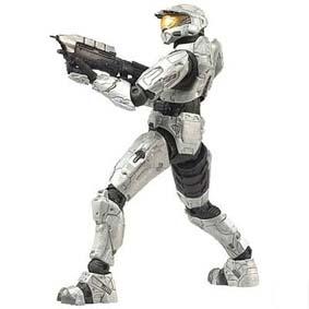 Spartan Soldier Branco (Halo 3)