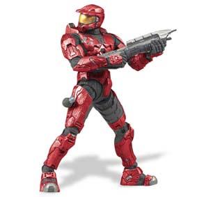 Spartan Soldier vermelho (Halo 3)