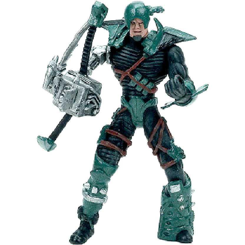 Spawn McFarlane Toys Series 1: The Curse verde Mini Trading Figure (Raro)