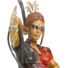 Spawn Reborn 3 Bonecos McFarlane Toys / Warrior Lilith action figure
