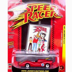 Speed Racer Captain Terror