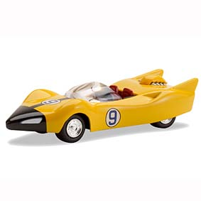 Speed Racer Racer X Shooting Star