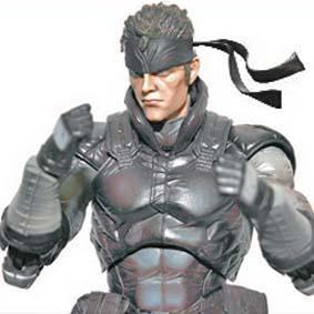 Square Enix - Metal Gear Solid Snake Figuras de Ação Play Arts Kai action figure