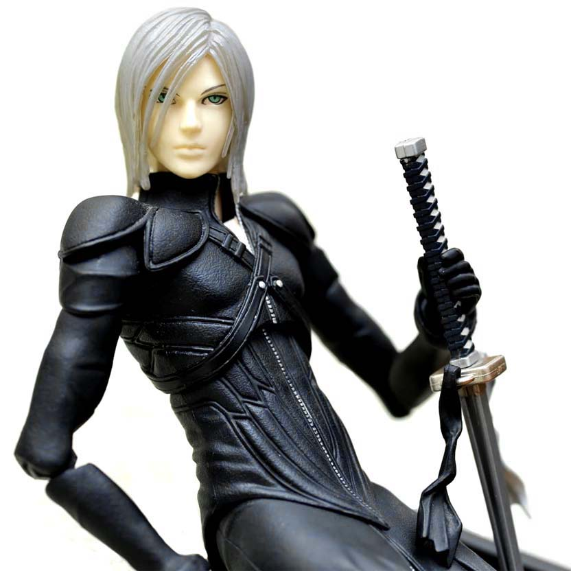 Square Enix Play Arts Kai Final Fantasy VII Advent Children Kadaj action figure