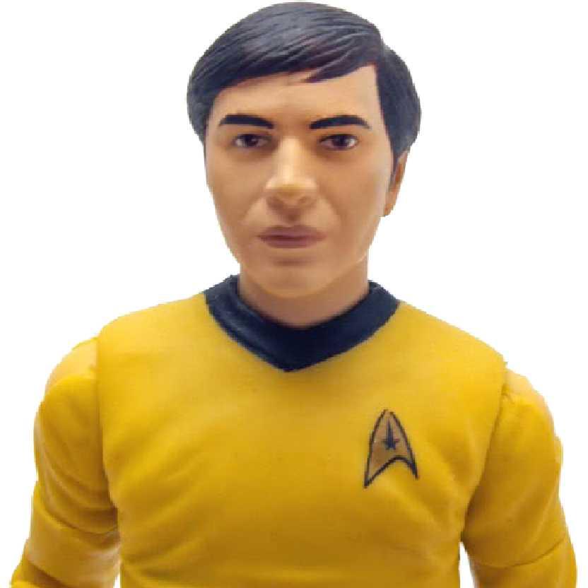 Star Trek Classic Series 2 Ensing Pavel Chekov Art Asylum boneco colecionável