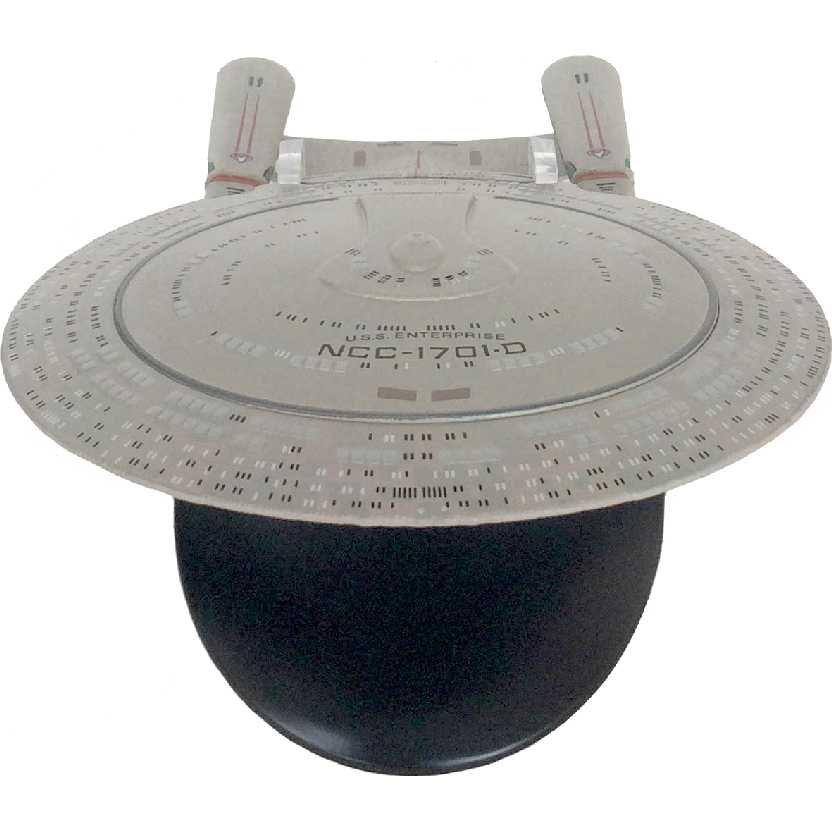 Star Trek Official Starships Collection U.S.S. Enterprise NCC-1701-D Eaglemoss número 1