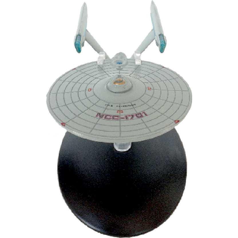 Star Trek Official Starships Collection U.S.S. Enterprise NCC-1701 Eaglemoss número 2