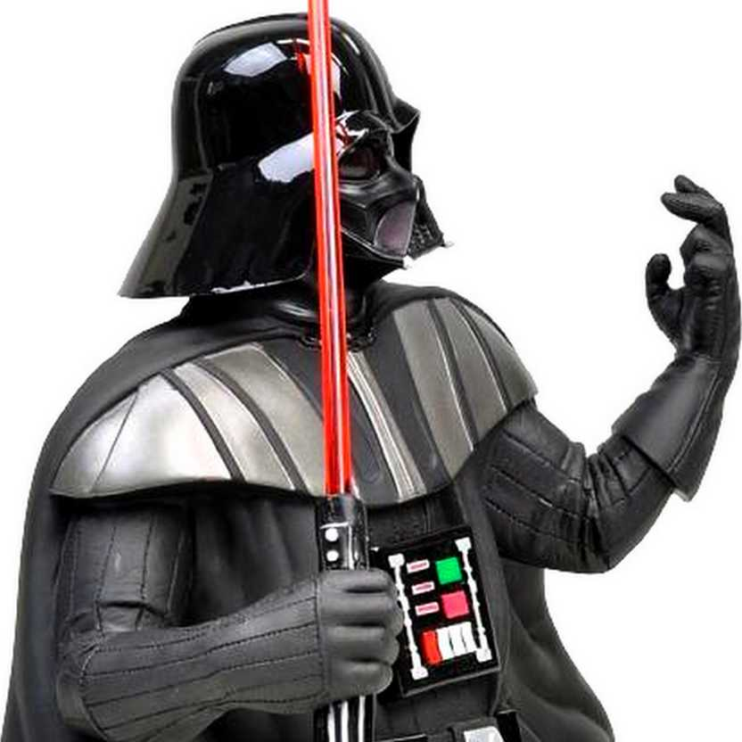 Star Wars Darth Vader com máscara (cofre) Diamond Bust Bank