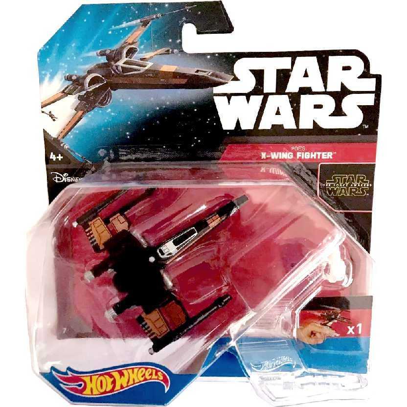 Star Wars First Order Poes X-Wing Fighter nave do filme Guerra nas Estrelas