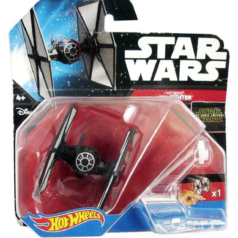 Star Wars First Order Tie Fighter nave do filme Guerra nas Estrelas