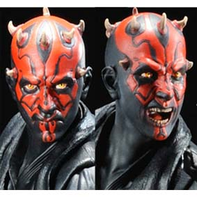 Star Wars Kotobukiya ARTFX Darth Maul The Phantom Menace Boneco 1/10