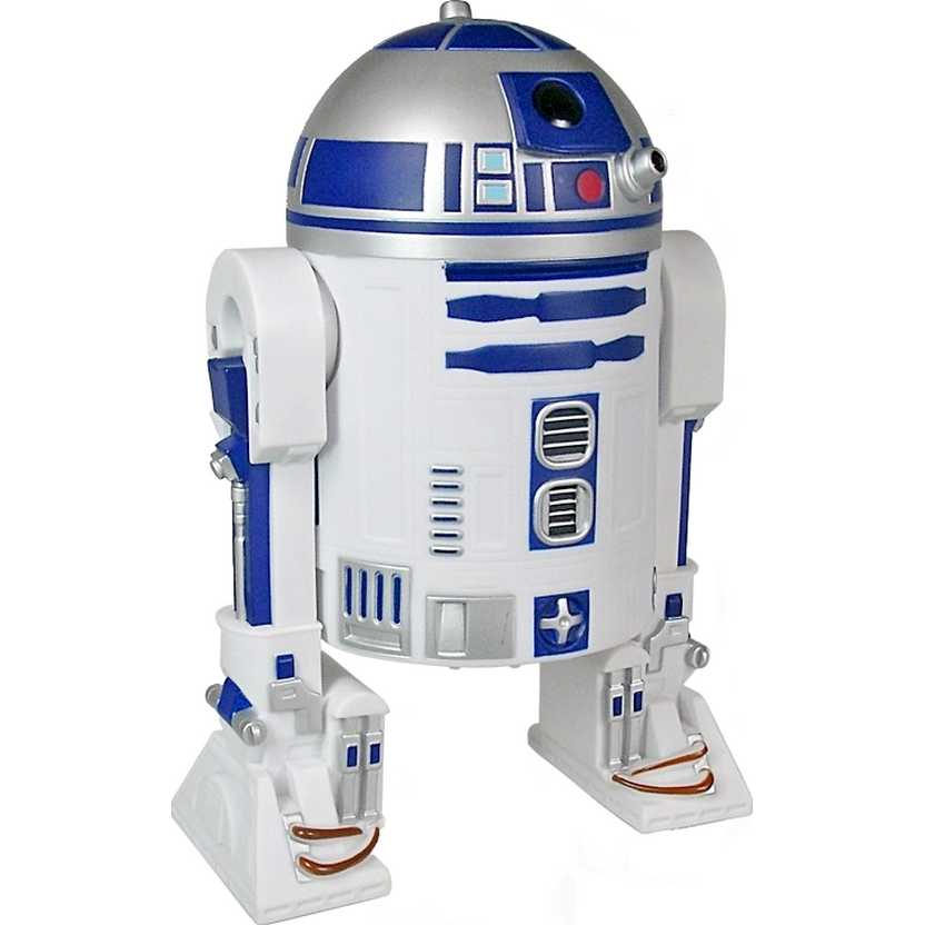 Star Wars R2-D2 Cofre - Guerra nas Estrelas R2D2 Diamond Select Toys Bank escala 1/4