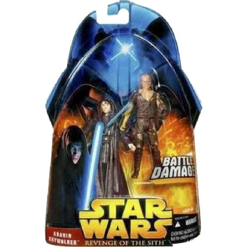 Star Wars Revenge of the Sith Anakin Skywalker Hasbro Action Figures