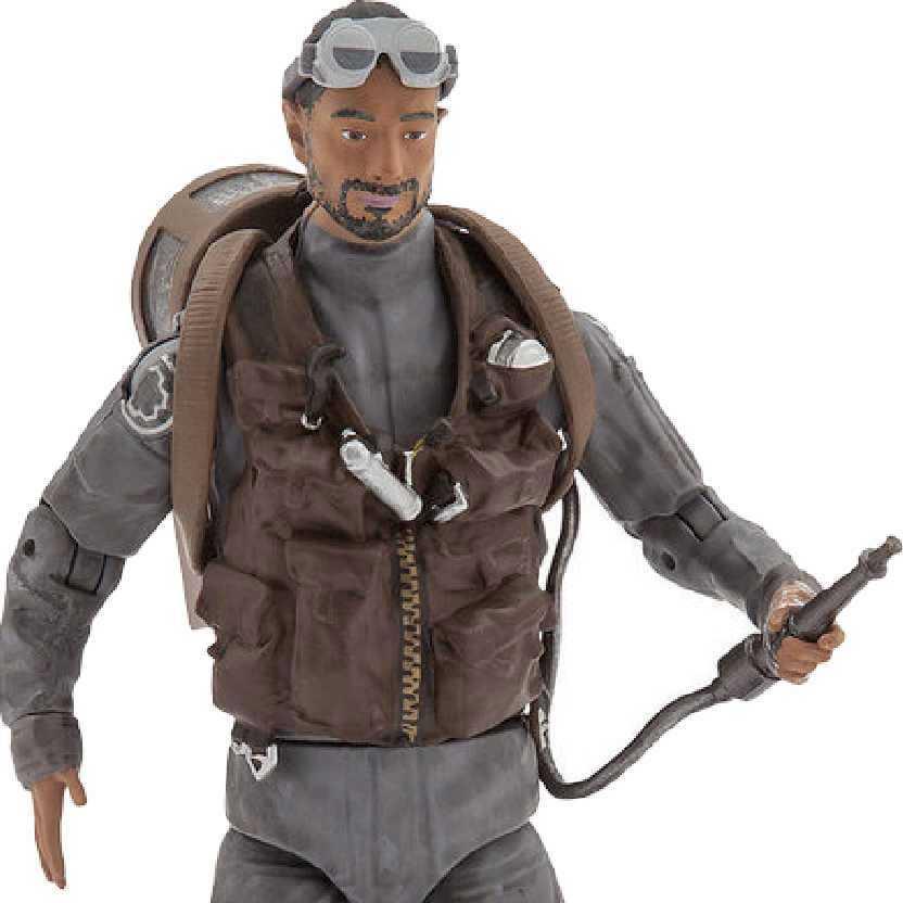 Star Wars Rogue One Elite series Bodhi Rook Die Cast (metal) Disney action figures