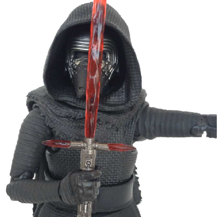 Star Wars S. H. Figuarts Kylo Ren Bandai action figure