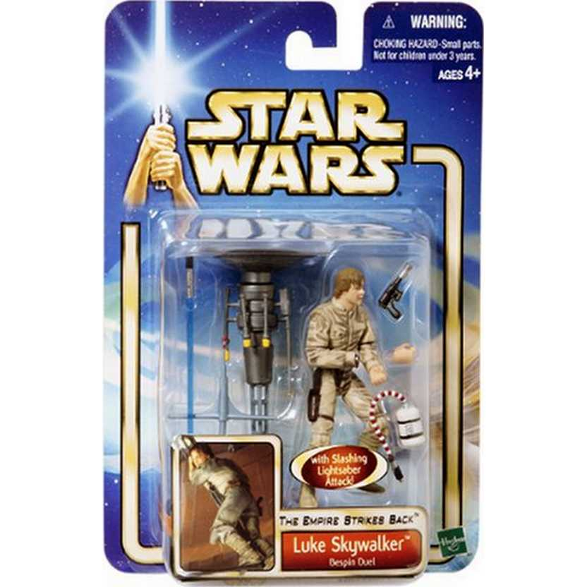 Star Wars The Empire Strikes Back Luke Skywalker Bespin Duel - Hasbro actio figures