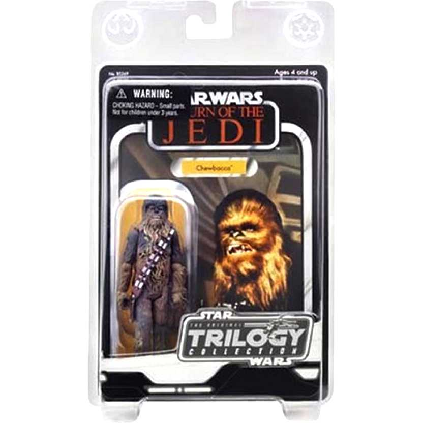 Star Wars The Original Trilogy Collection Return of Jedi Chewbacca action figure