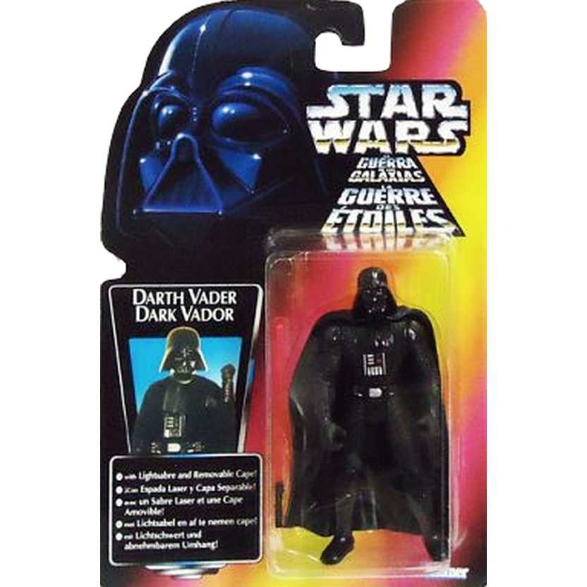 Star Wars The Power of The Force - Darth Vader com sabre curto