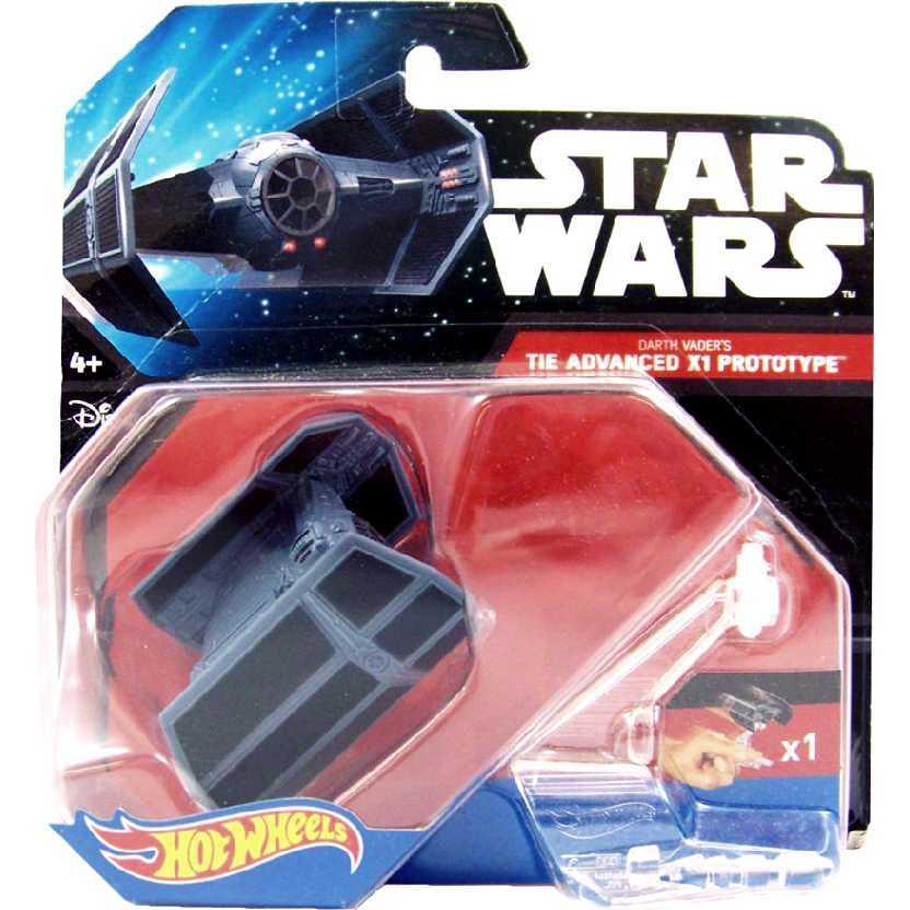 Star Wars Tie Advanced X1 Prototype nave do Darth Vader (Guerra nas Estrelas)