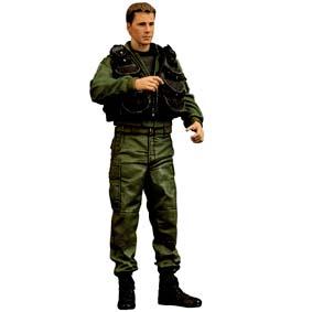 Stargate - Cameron Mitchell (no estado) apenas 2 armas