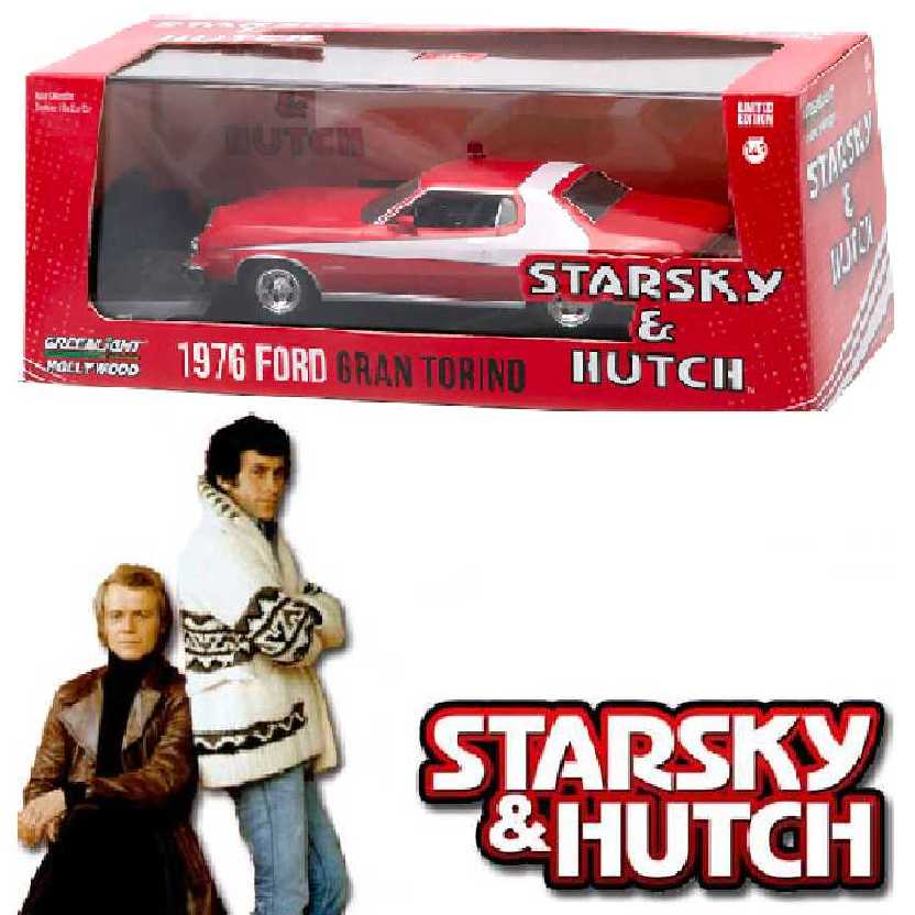Starsky & Hutch 1976 Ford Gran Torino marca Greenlight escala 1/43