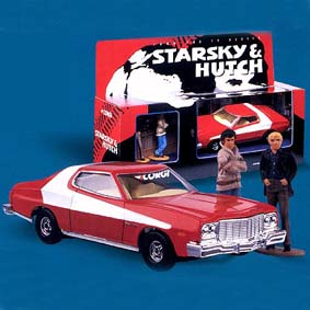 Starsky and Hutch com Ford Gran Torino