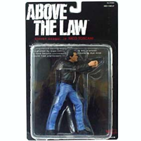 Steven Seagal (Nico Toscani - Above The Law)