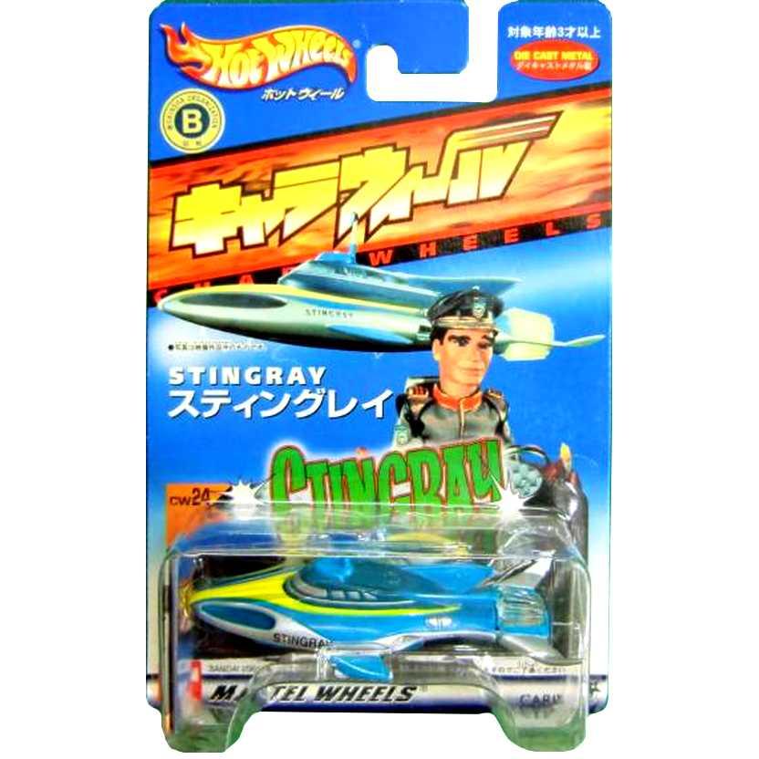 Stingray marca Hot Wheels/Bandai Charawheels CW24