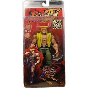 Street Fighter 4 - Guile