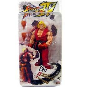 Street Fighter 4 - Ken